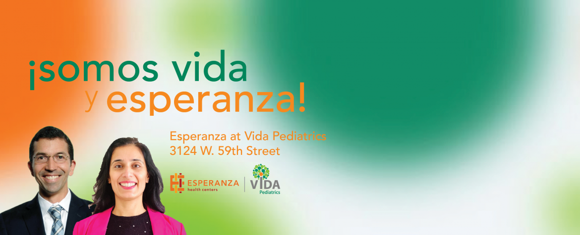 Esperanza at Vida Pediatrics